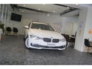 BMW 3シリーズ 320dツーリングLCI1オナ17AWサドルブラウンシート