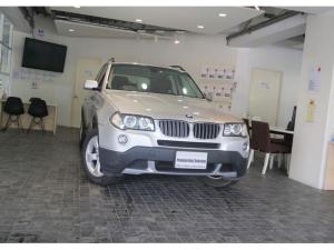 BMW X3 xDrive 25i1オナD記録簿9枚前後センサ-屋内保管車