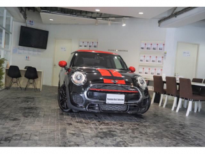 MINI ジョンクーパーワークス1オナペッパ-PヘッドアップD新車保証