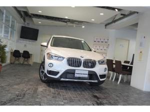 BMW X1 xDrive 18d xライン1オナACCヘッドアップD茶革