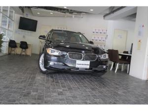 BMW 3シリーズ 320dツーリング ラグジュアリー 1オーナー アダプティブクルーズコントロール ブラウンレザーパワーシ-トヒーター付き 電動Rゲ-ト Bカメラ