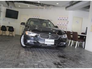 BMW 3シリーズ 320iツーリング ラグジュアリー 1オーナー ACC ベージュレザーシート バックカメラ 地デジ 禁煙