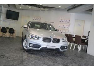 BMW 1シリーズ 118i スポーツ 1オーナー ディーラー整備記録4枚 バックカメラ クルーズコントロール LEDヘッド 禁煙