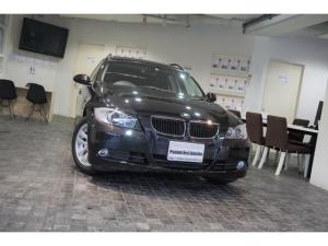 BMW 3シリーズ 320iツーリング 1オ-ナ- 記録7枚 サンル-フ キセノン ETC 禁煙
