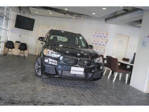 BMW X1 xDrive 18d Mスポーツ 1オーナー アップグレ-ドパッケージ コンフォートパッケージ 電動シ-ト 19AW 新車保証
