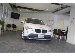 BMW X1 sDrive 18i 1オーナー ディーラー整備記録8枚 コンフォ-トアクセス ミラ-ETC
