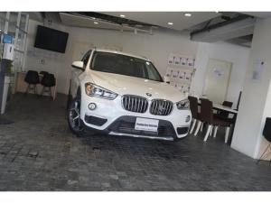 BMW X1 sDrive 18i xライン 1オナ オプションカラ- ACC ヘッドアップディスプレイ 電動テ-ル