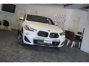 BMW X2 xDrive 20i MスポーツX 1オーナー デビュ-パッケージ ヘッドアップディスプレイ オプション20インチアロイホイール