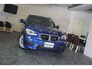 BMW X1 xDrive 20i Mスポーツパッケージ 1オーナー ディーラー整備記録H26.27.29.30.R1有 ナビ バックカメラ ミラ-ETC 禁煙