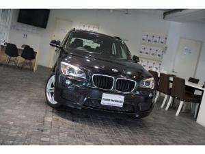 BMW X1 sDrive 20i Mスポーツ 1オーナー ディ-ラ-整備記録H26.27.28.30.R2有 純ナビ F/Rカメラ スマ-トキ- 禁煙