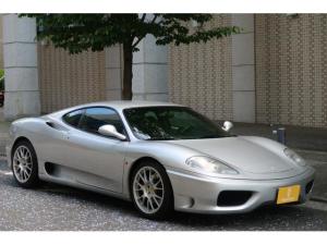 フェラーリ 360 モデナF1 クラッチタイベル交換済み 禁煙車 HIDライト