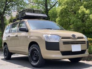 トヨタ プロボックス DXコンフォート 新品マッドタイヤbluetooth対応ナビ