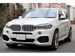 BMW X5 xDrive 50i Mスポーツ 4WD ワンオーナー記録簿