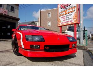 シボレーカマロ IROC-Z