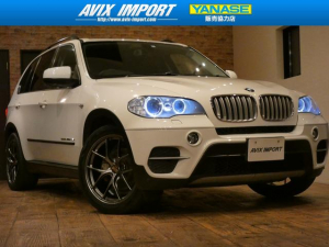 iBMW BMW X5 xDrive35dBP パノラマ黒革 HDD 20AW 禁煙