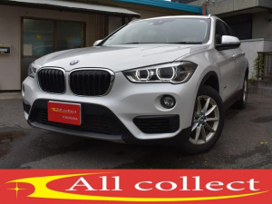BMW X1 xDrive 18d 4WD ディーゼルターボ