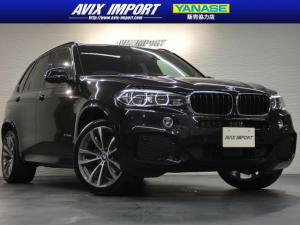 BMW X5 xDrive35d Mスポーツ セレクトP SR黒革 ACC