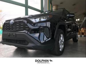 米国トヨタその他 RAV4 ハイブリッド 4WD 2020モデル LED