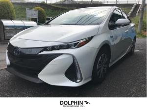 米国トヨタ プリウス プリウスプライム 2020 Apple carplay