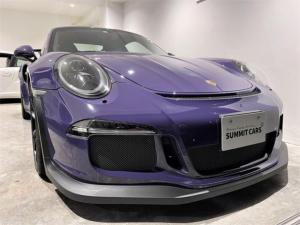 ポルシェ 911 911GT3RS PDK リフティング LEDヘッドライト レザー内装