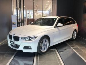 BMW 3シリーズ 320dツーリング Mスポーツ 弊社下取り禁煙1オーナー車 後期モデル LED ACC 電動トランクゲート SOSコール ミラーETC インテリジェントセーフティ バックカメラ マルチファンクションステアリング パドルシフト
