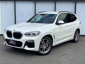 BMW X3 xDrive 20d Mスポーツ 19インチアルミホイール アダプティブLED コンフォートアクセス インテリジェントセーフティー ヘッドアップディスプレイ マルチファンクションステアリング パドルシフト ハンドルアシスト