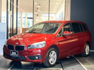 BMW 2シリーズ 218dグランツアラー プラスパッケージ コンフォートパッケージ 前後センサー オートトランク インテリジェントセーフティ LED 弊社下取車両