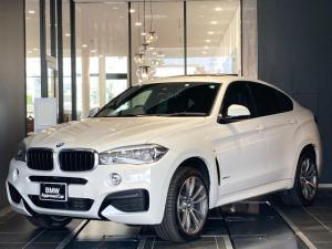 BMW X6 xDrive 35i Mスポーツ フルセグTV サンルーフ AdaptiveLEDヘッドライト ACC パドル インテリジェントセーフティー Bluetooth ハーマンカードン 黒レザーパワーシート 全席シートヒーター 社外ドラレコ