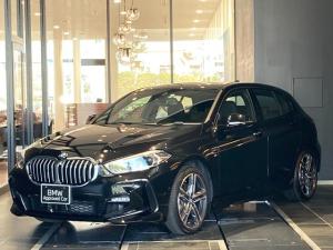 BMW 1シリーズ 118i Mスポーツ 正規認定中古車 ACC ナビパッケージ コンフォートパッケージ オートトランク パーキングアシスト インテリジェントセーフティ 18インチアロイホイール 前後センサー 弊社デモカー