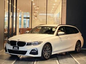 BMW 3シリーズ 318iツーリング Mスポーツ パーキングアシスト コンフォートパッケージ 全方位カメラ/センサー アクティブクルーズコントロール インテリジェントセーフティ リバースアシスト 電動トランク 禁煙車 弊社デモカー