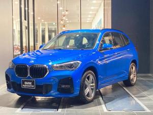 BMW X1 sDrive 18i Mスポーツ 電動トランク 電動シート 前後センサー バックカメラ LEDヘッドライト インテリジェントセーフティ パーキングアシスト 18インチアロイホイール 禁煙車