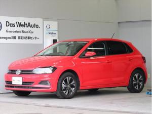 フォルクスワーゲン ポロ TSI CL ナビ セーフティ テクノロジー 新車保証継承