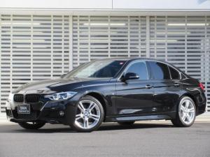 BMW 3シリーズ 318iMスポーツLEDライト レーンチェンジW 黒グリル