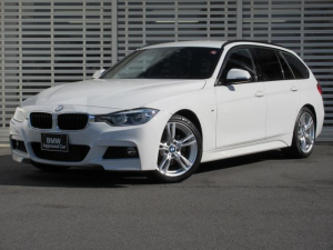 BMW 3シリーズ 318iMスポーツ LEDライト レーンチェンジW ドラレコ