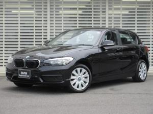 BMW 1シリーズ 118i ワンオーナー HDDナビ SOSコール 社外ETC