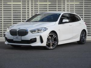 BMW 1シリーズ 118i Mスポーツ ワンオーナー 禁煙車 Msport LEDヘッドライト ドライビングアシスト ワイヤレスチャージ マルチ液晶メーター アクティブクルーズコントロール HDDナビゲーション 後退アシスト ドラレコ