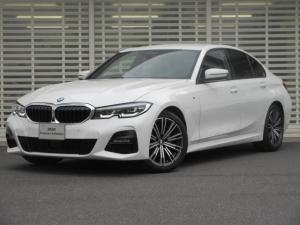 BMW 3シリーズ 320i Mスポーツ 禁煙車 LEDヘッドライト リアビューカメラ トップビューカメラ シートヒーター メモリー付きパワーシート ETC2.0 電動リアハッチゲート