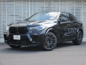 BMW X6 M コンペティション アダプティブレーザーヘッドライト ジェスチャーコントロール ワイヤレスチャージャー ドライビングアシスト ヘッドアップディスプレイ アクティブクルーズコントロール 電動リアハッチゲート TVチューナー