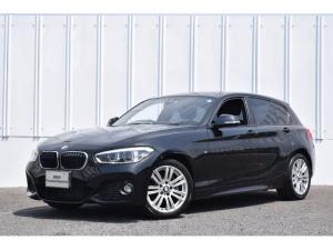 BMW 1シリーズ 118d Mスポーツ 衝突軽減B 純ナビ LED クルコン