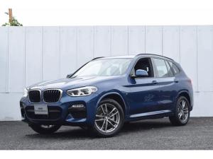 BMW X3 xDrive20d Mスポーツ 正規認定中古車 Dアシスト+