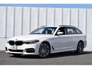 BMW 5シリーズ 523dツーリング Mスポーツ セレクトPKG 認定中古車
