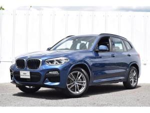 BMW X3 xDrive20d Mスポーツ 正規認定中古車 DアシPアシ