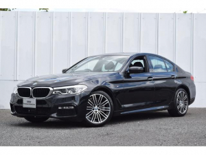 BMW 5シリーズ 523i Mスポーツ 正規認定中古車 イノベーションPKG 19AW  ナビ Bluetooth(音楽・tel)地デジ ヘッドup 全周囲カメラ 前後PDC SOSコール ETC ドライビングA アクティブクルーズC レーンチェンW