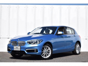 BMW 1シリーズ 118d ファッショニスタ 認定中古車 オイスター革 ACC
