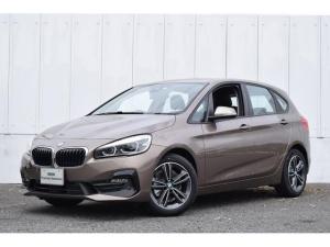 BMW 2シリーズ 218dアクティブツアラー スポーツ 認定中古車 Pアシスト