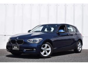 BMW 1シリーズ 116i スポーツ ナビ Rカメ ETC SOS 認定中古