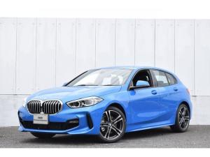 BMW 1シリーズ 118i Mスポーツ 正規認定中古車 純正idriveナビ ライブコックピット Apple Car Play AI音声会話 アクティブクルーズ 電動リアゲート コンフォートアクセス ドライブアシスト リアカメラ SOSコール ETC
