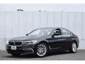 BMW 5シリーズ 523d ラグジュアリー 正規認定中古車 Luxury ヒーター付電動黒革シート 純正HDDナビ リアビューカメラ 障害物センサー アクティブクルコン LEDヘッドライト ドライブアシスト 地デジチューナー Bluetooth ETC2.0