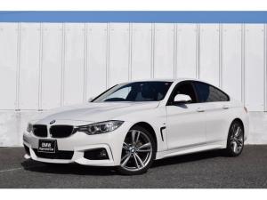 BMW 4シリーズ 420iグランクーペ Mスポーツ 正規認定中古車 Mスポーツ idriveナビ アクティブクルーズ 社外ドライブレコーダー リアビューカメラ リア障害物センサー 電動リアゲート ドライブアシスト コンフォートアクセス キセノンヘッドライト ETC