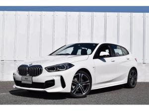 BMW 1シリーズ 118i Mスポーツ 正規認定中古車 純HDDナビ ライブコックピット アクティブクルーズ 電動リアゲート リアビューカメラ 前後障害物センサー 運転席電動シート 携帯ワイヤレスチャージ ドライブアシスト LEDライト SOS ETC